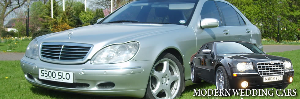 Mercedes S Class and Chrysler 300 Baby Bentley